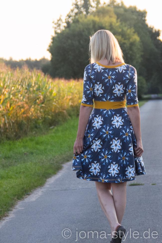 Delft - Kleid